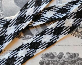 Vintage wool trim, 1950s
