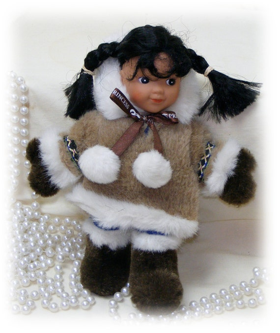 PRINCESS CRUISE Collectible Doll  . . . Marked 50% Off
