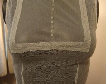 Corset Cover/Antique Undergarment