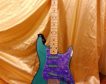 Artemis Handmade Electric Guitar
