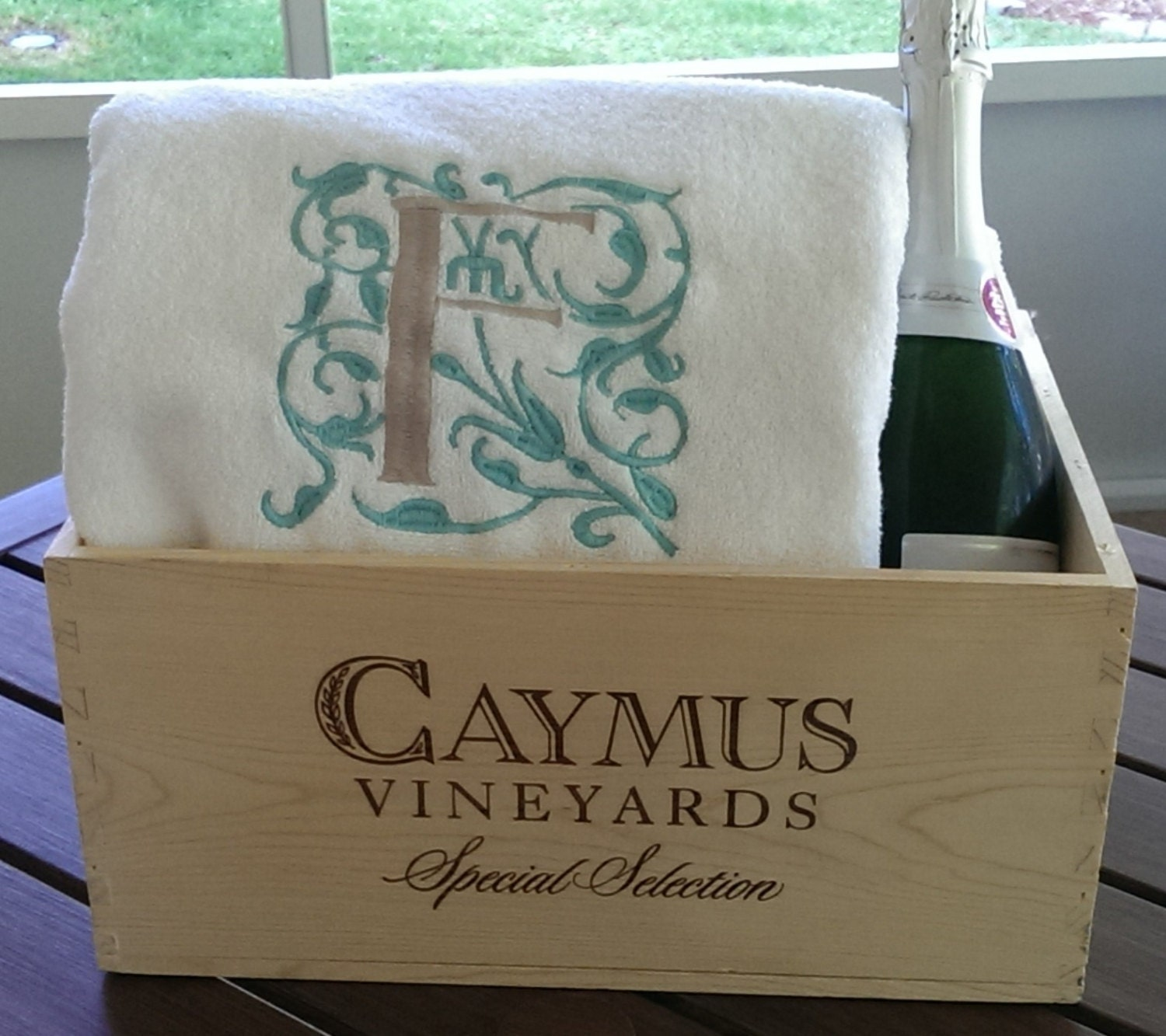 Monogram Towels For Bathroom: Towels Monogrammed Towel Set Personalized Towels Bath