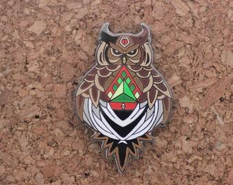 185. Pineal Owl