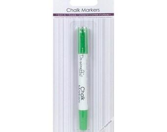Dovecraft Chalk Marker ~ Neon Green