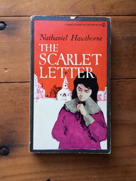 "a book report on the scarlet letter by nathaniel hawthorne Thousands of people turn to the library every day seeking a book, a job 2017 annual report an introduction to nathaniel hawthorne's ""the scarlet letter."