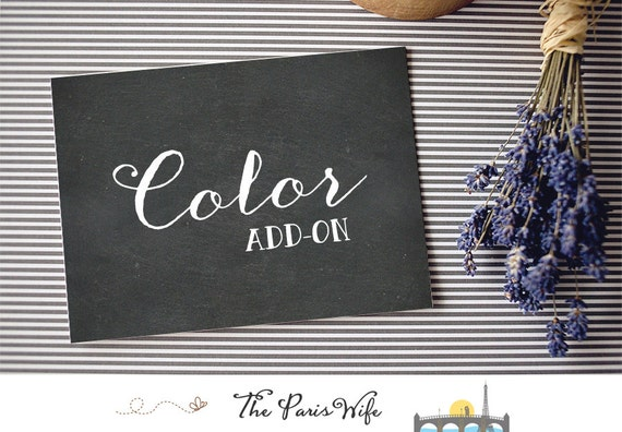 Add-on: color change or color replacement in any pre-made design, web logo, wedding monogram, wedding logo, premade logo design