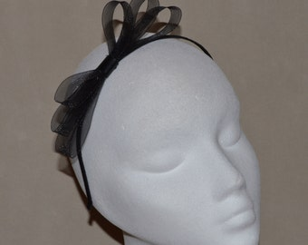 Bow hairband
