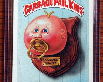 Garbage Pail Kids - Off-The-Wall Paul  (75a - 1985)