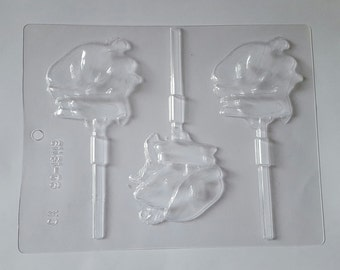 Calla Lily Lollipop Candy Mold