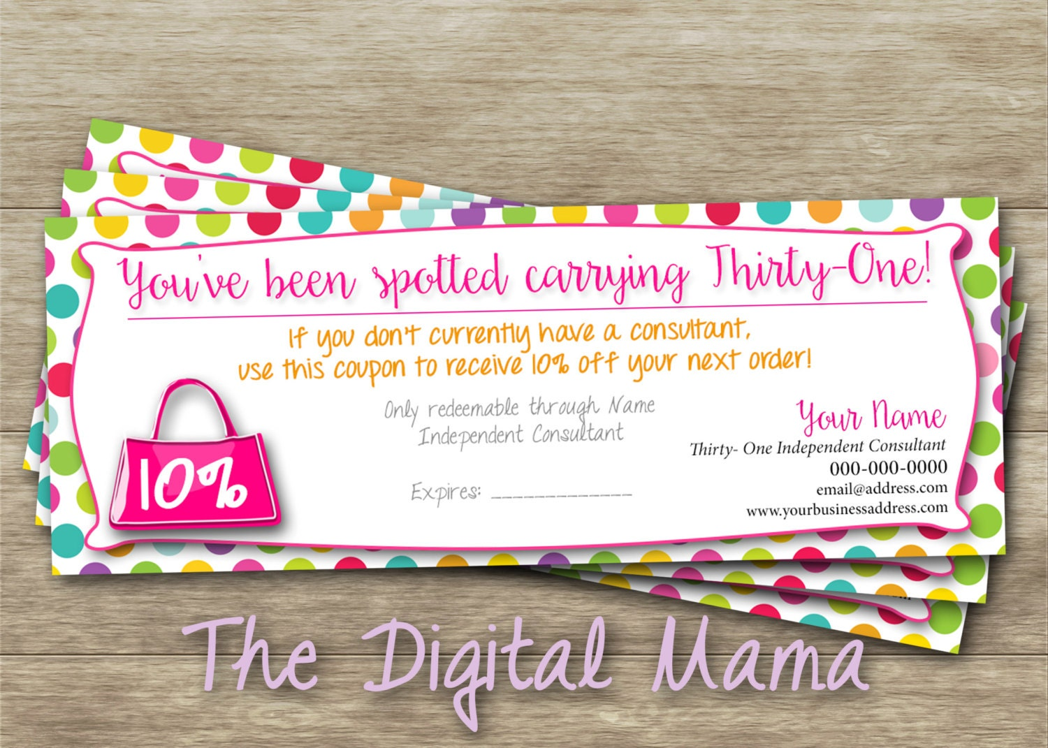thirty one discount