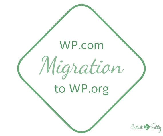 WordPress Transfer | WordPress.com to Self-Hosted Wordpress.org Migration | WordPress Installation Theme Installation Move Blog Content