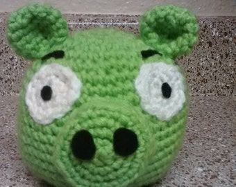 Angry Birds Pig ***Made To Order***