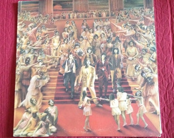 The Rolling Stones LP - It's Only Rock and Roll - 1974 American pressing COC 79101 Record Album