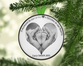 Infant Loss Christmas Tree Ornament, Infant Loss, Child Loss, Hanging, Memorial, Stillbirth, Miscarriage - OR1008