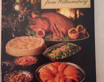 Favorite Meals From Williamsburg- Great Gift Idea