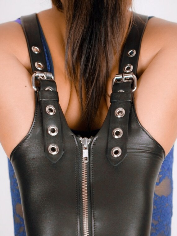 Women in bondage tubes
