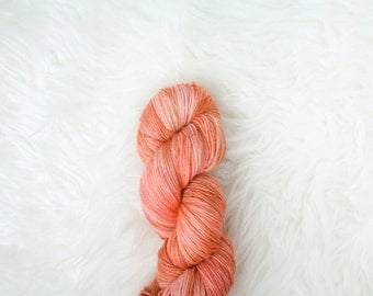 spring wedding - MCN sock yarn - merino cashmere nylon