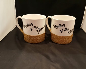 Mother of the Bride or Mother of the Groom Coffee Mugs