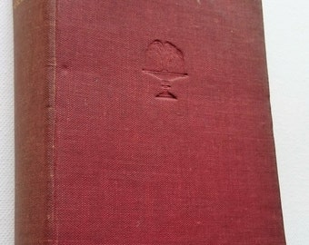 Vintage Les Miserables by Victor Hugo. Collins Clear-Type Press