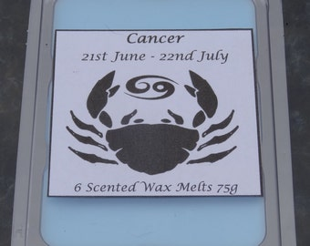 Cancer - Zodiac Wax Melts