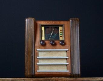 Bluetooth 4.0 - 1953 - Vintage radio - A.BSOLUMENT
