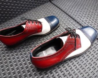 vintage disco shoes