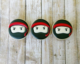 Ninja Sugar Cookies(12)