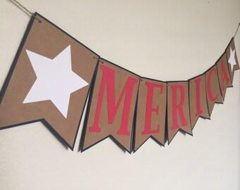 MERICA Banner