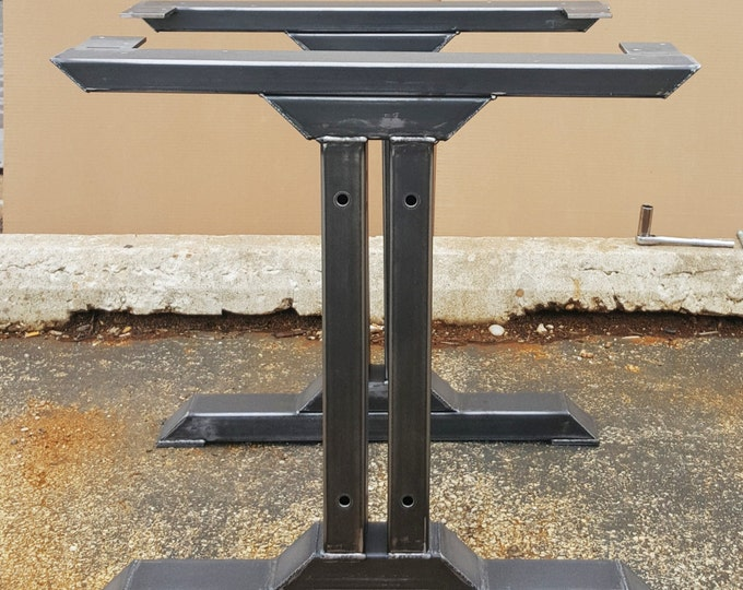 Stylish Dining Table Legs Model TUS08 Industrial Kitchen