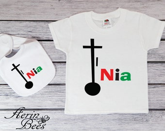Nia Principle - Kwanzaa Bodysuit - Toddler Tee Shirt - Kwanzaa Toddler T Shirt - Youth Tee Kwanzaa - KW1510