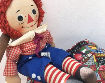 Musical raggedy Andy doll SALE