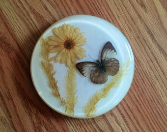 Butterfly Resin Decoration