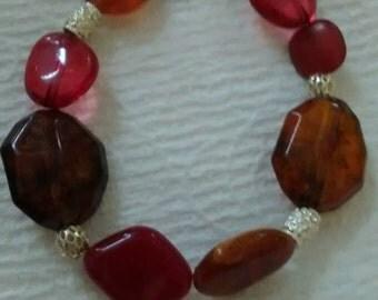 """8"""" Autumn Bracelet"""