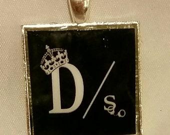 D/s Necklace Black