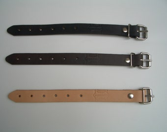 genuine leather  utility strap