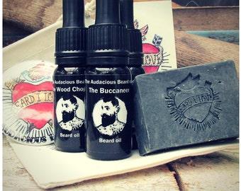 The Beard I Love Gift Set - The Audacious Beard Co.