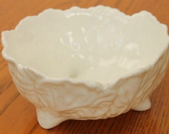 Coalport White Porcelain Candy Dish
