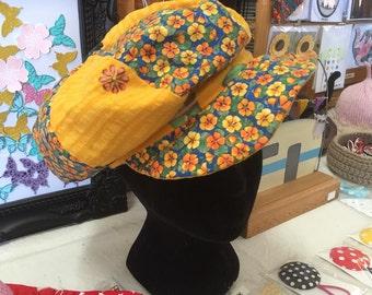 Vintage Style reversible cap