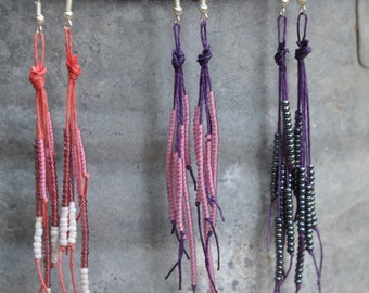 Dangle with Small Beads