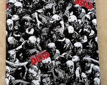 Walking Dead Spiral Notebook Bookcover