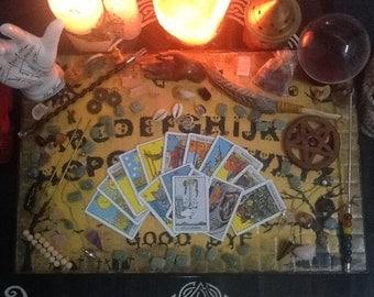 Rider Waite 3 Card Tarot Reading