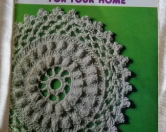 Mon tricot special to knit and crochet Creative arts for your home  pattern book