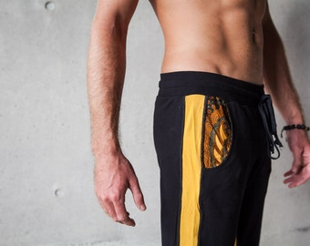 Balinese Yoga-Pants for MEN!
