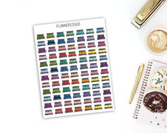 84 Bed Stickers - MI 0029