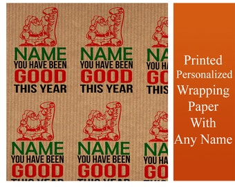 Xmas wrapping paper on 9961085