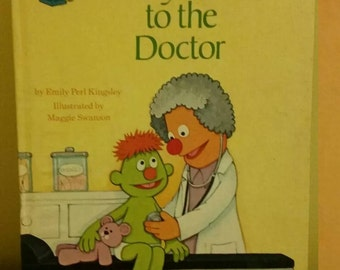 Farley Goes to the Doctor children's book