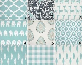 Nursery curtains 50W One pair Custom curtains drapery panels drapery custom panels you choose your length, Window curtains, baby boy panels