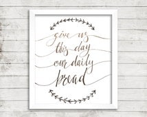 """Christian Scripture Bible Quote Wall Art 
