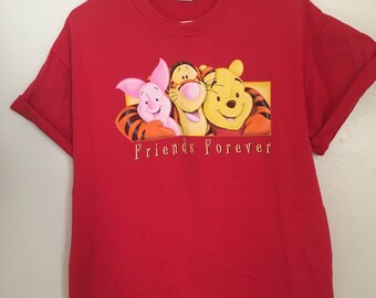 Winnie The Pooh Friends Forever!