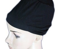 Tichel Volumizer Base For Chemo Volume Hat headcovering headscarf Boubou Bobo BO-001
