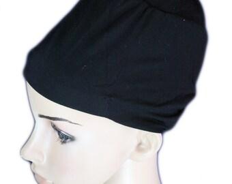Tichel Volumizer Base For Chemo Volume Hat headcovering headscarf Boubou Bobo BO-001